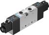 Air solenoid valve -- VUVS-LT30-T32C-MZD-G38-F8-1B2 -Image