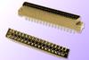 1.27mm Male SCSI Header, Plastic Housing -- Series = CMDD