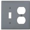 Combination Wallplates -- 80705-GY - Image