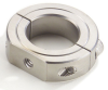 Two Piece Steel Clamp Type Stackable Shaft Mounting Collars -- 19L012CP - Image
