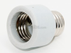 Medium to Medium Base Porcelain Socket Extender -- L2005F