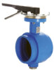 Grooved End Butterfly Valve -- GBF - Image