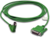 C-MORE PANEL TO AB MICRO-LOGIX 8 PIN DIN PORT, 10FT (3M), RS232C, SHIELDED CABLE -- EA-MLOGIX-CBL - Image