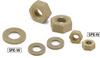 Plastic Screw - Hex Nuts / Washers - PEEK -- SPE-N