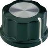Control Knob,29/32,1/4X1/2 BB,M4x.7SS -- 1105