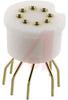Socket, Transistor; 8; Beryllium Copper; 0.156 to 0.218 in. -- 70207040 - Image