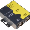 2 port RS232 Ethernet to Serial Adapter -- ES-257