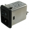 Power Entry Connectors - Inlets, Outlets, Modules -- 1144-1010-ND - Image