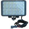 72 Watt Infrared LED Light System - Spot/Flood Combination -- LEDLB-24SF-IR