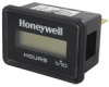 Honeywell 98000 Series Hour Meter with 6 mm Display, Rectangular Face with Retainer Mounting, Standard Bezel, Honeywell on Face, Two 1/4 inch Male Blade Terminals, 0 to 99,999.9 hours, 9 Vdc to 64 Vdc -- 98311