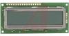 Display, LCD; 80 mm W x 36 mm H x 11 mmD; 5 V (Typ.); 0 degC; 50 degC -- 70157094 - Image