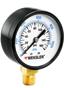 Steel Cased Dry Vacuum Gauge -- UA25H4L - Image