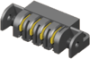 Hinged PowerStrip™  High Power Interconnects -- FMPS Series - Image