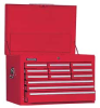 Maintenance Chest,12 Dr,34 W,Red -- 5CFH7