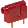 PB 1011 Test Jack, PCB Mounting, Ø 2 mm, 10 A -- PB 1011 -Image