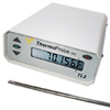 TL2A W/TWO PLT2SEN-5 - ThermoProbe TL2 Dual Channel RTD Benchtop Thermometer (Two Probes) -- GO-90026-20