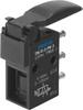Finger lever valve -- TH/O-3-PK-3 -Image