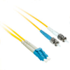 Value Series Single-mode LC-ST Duplex Fiber Cable -- 810-L27-LLL
