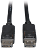 100-ft. Displayport Monitor Cable M/M -- P580-100 - Image