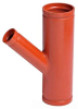 Lateral Fitting -- 30R-3X2-1/2-PNT - Image