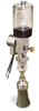"""(Formerly B1743-2X-1SS-120/60), Electro Chain Lubricator, 2 1/2 oz Polycarbonate Reservoir, 1"""" Round Brush Stainless Steel, 120V/60Hz -- B1743-002B1SR31206W -- View Larger Image"""
