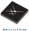 0.02-4.0 GHz High Isolation SP4T Absorptive Switch With Decoder -- SKY13384-350LF - Image