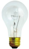 SYLVANIA G25 MEDIUM BASE 40 WATT 120 VOLT FROSTED GLOBE LIGHT BULB -- IBI460822