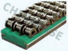 Chain Guides with Metallic Profile for Triple Roller Chains -- Type CT3 -- View Larger Image