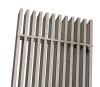 Slip Resistant Grating -- Stainless Steel