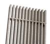 Slip Resistant Grating -- Stainless Steel - Image