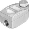 Quick exhaust valve -- VBQF-U-G18-E -Image