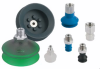 Round 1.5 Bellows Suction Cup - NFSGA Series