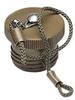 AMPHENOL PCD - FWFTVC6G - PLUG DUST CAP, METAL -- 682846