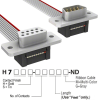 D-Sub Cables -- H7PSH-0910G-ND -Image