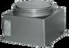 Aluminum Enclosure with Blind Cover -- GUB