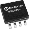 Dual USB High-Side 500mA Current Limiting Power Switch -- MIC2076A -Image