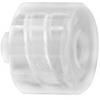 Fisnar 560710 Luer Lock Cap Clear -- 560710 -Image