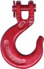 G43 Series Clevis Slip Hook (Red)
