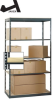 200A LOW PROFILE BOLTLESS SHELVING -- HA5-3612-84W - Image