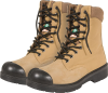 Size 8 Safety Work Boots -- 8321580 - Image