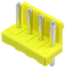 Rectangular Connectors - Headers, Male Pins -- A107977-ND -Image