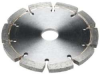 BOSCH 5 In. Premium Segmented Tuck Pointing Diamond Blade -- Model# DD500