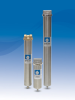 Single Cartridge Housings with Ring Nut Closure for Double Open Ended Cartridges -- RH Series