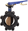 Butterfly Valve - Cast Iron, 200 PSI, EPDM Seat -- LC-2000 - Image