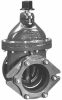 Mueller® C-2360 Resilient Wedge Cut-in Valves With D-150 M.J. X M.J. Ends