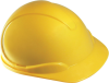Yellow Hard Hat -- 8004314