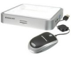 IOGEAR MiniView 4-Port USB KVM with Laser Mouse -- GCS634-PLUS