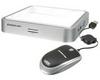 IOGEAR MiniView 4-Port USB KVM with Laser Mouse -- GCS634-PLUS