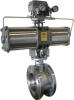 Triple Eccentric Butterfly Valve -- OpTE™ -- View Larger Image