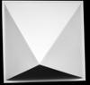 Pyramidal Diffusers